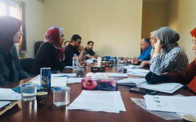 انطلاق الإجتماع الأول للجنة التحضيرية للمؤتمر الدولي الأول
