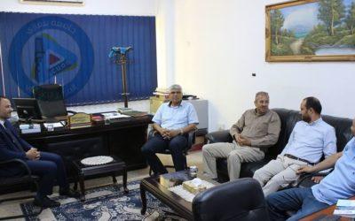جامعة بنغازي وشراكة مع مؤسسة أسبانية