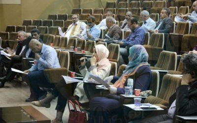 مجلس جامعة بنغازي يعقد اجتماع طارئ لمناقشة مقترح اللائحة التنظيمية للتعليم عن بعد